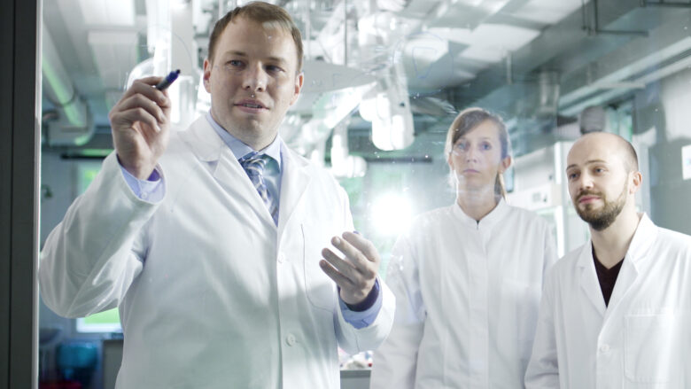 ImmunoLogik Framegrab Christian Setz und Team
